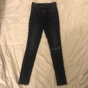Denim - Express jeans size 2